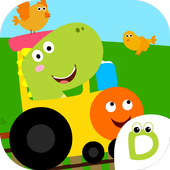 My Dino Town: Dinosaur Train Game for Kids 1.0.8