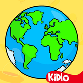 Geography Games for Kids: Learn Countries via quiz 0.0.7