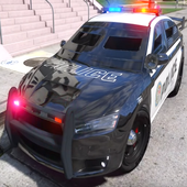 Real Tunnel Police Car Simulator 2019 3D 1