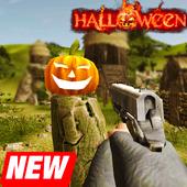 Shooting The Pumpkin Shooting Game 2018 1.2