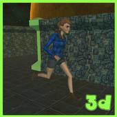 Maze Run 3d
