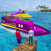 Water Taxi 2: Cruise Ship Transport 3D 1.0