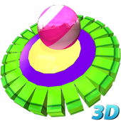 3D Ball Roll Running 1.1
