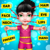 Our Body Parts - Human Body Part Learning for kids 2.3