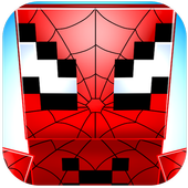 Spider Hero Craft Infinite Run 1.4