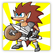 Warrior hedgehog 1.5