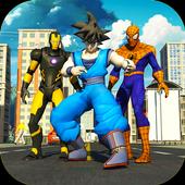 Grand Super Heroes:Vegas War of Super Goku Robots 1.0