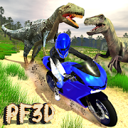 Dino Escape Bike Survival 1.0