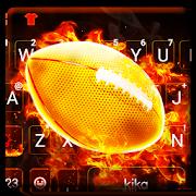 American Football Keyboard Theme 1.0