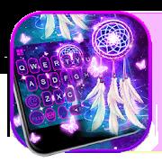 Galaxy Dream Catcher Keyboard Theme 1.0