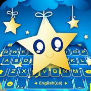Little Star Keyboard Theme 2.0