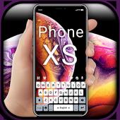 New Phone Xs Keyboard Theme 1.0