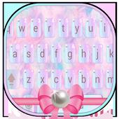 Pastel Pearls Keyboard Theme 1.0