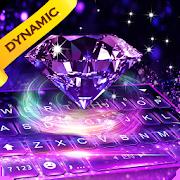 Luxury Diamond keyboard - 3D Live 5.0