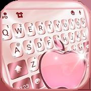 Rose Gold Keyboard for Phone8 3.2.B