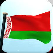 Belarus Flag 3D Free Wallpaper 1.23