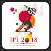 IPL 2018 : Watch Live IPL Score, Schedual, Venue.