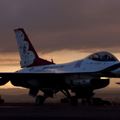 F16 Fighting Falcon Jigsaw Puzzles Game 1.0
