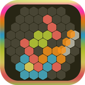 1010 block hexagon: relax time 1.0.1