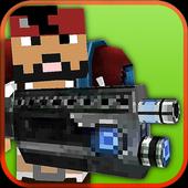 Pixel Craft Gun Battle 3D 1.0