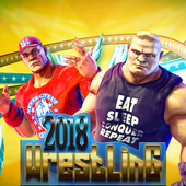 Immortals Grand Wrestling WWE -Free Fighting Games 1.2