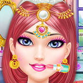 Indian Princess Girls MakeoverGame VisionCasual