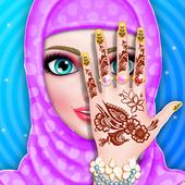 Hijab Hand Art - 3D Hand 16.1.1