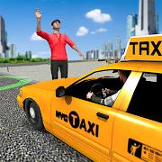City Taxi Driving simulator: PVP Cab Games 2020 1.56