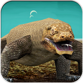 Komodo Dragon Animal Hunting 1.0