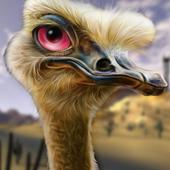 Ostrich Hunter Shotgun Shooter 1.0