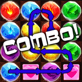 Solver for Puzzle & Dragons 4.06