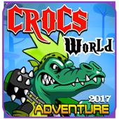 Croco Worlds Jumps Adventure 1.0