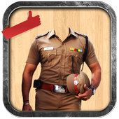 Indian Police Suit Photo Maker 1.0