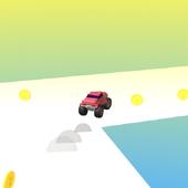 Truck Run 3D - Colorful endless running car game 10.0
