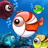 Fish war: Dots Eater Battle 1.0