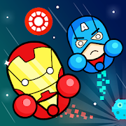 Extreme Heroes: Tap Tap Rush 4