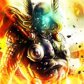 Hammer Thor Infinity Hero Avenger Battle Ragnarok 1.0