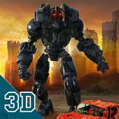 Giant Robot Steel Fighting 3D 1.0