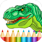 Best Dinosaur Coloring Book 1.10