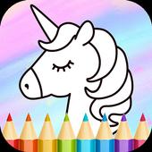 Unicorn Coloring Book 1.14