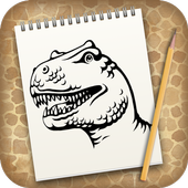 How To Draw Dinosaurs 1.4