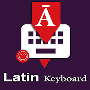 Latin English Keyboard  : Infra apps 5.6