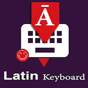 Latin English Keyboard 2018 : Infra apps 4.1