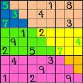 ซุโดกุ ขั้นเทพ - Funny Sudoku