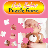 Cute Babies Jigsaw Puzzle Game 1.4