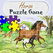Horse Puzzles Game Free 3.0