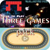 Three Game Bundle pack