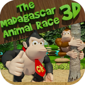 The Madagascar Animal Race 3D 1.1