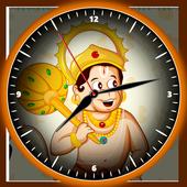 Hanuman Clock 1.0