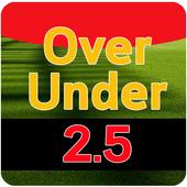 Over/Under 2.5 1.0